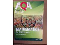 AQA GCSE Mathematics Book