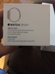 2 apple watches for sale!  Cornwall Ontario image 1