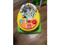 Red Kite Go Round Jive Baby Walker for Sale! £10 OBO