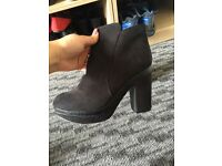 Heeled boots for sale