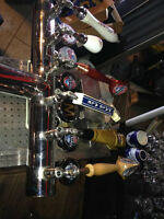 6 Pull Bar Tap - Liquidated from a Local Restaurant