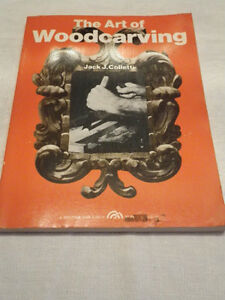 The Art of Wood Carving by Paul J. Colletti (1977, Softcover)