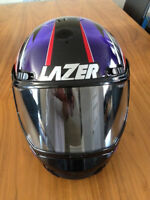 Brand New Dot Laser Motorcycle Helment