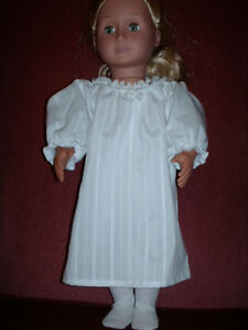 American Girl-Sized Doll Clothes Nighties