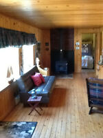 Bay of Fundy Fully Furnished Winterized Cottage