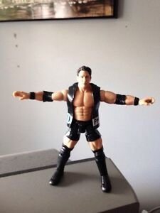 Extremely rare AJ STYLES action figures WWE/TNA