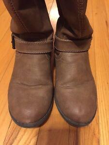 Justice boots -- size 5 Kawartha Lakes Peterborough Area image 3