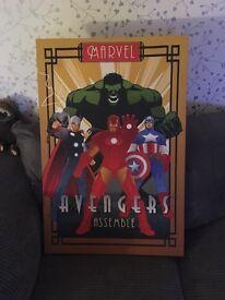 Avengers canvas l@@k
