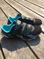Women Northwave mountain/cyclocross/commuting bike shoes sz 38