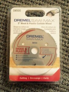 """3"""" wood and plastic cutting wheel for dremel saw max  London Ontario image 1"""