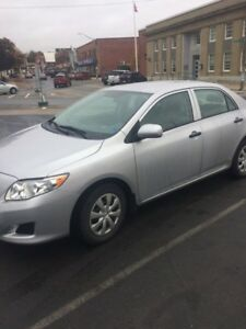 2010 Toyota Corolla 1 owner Very Clean!!