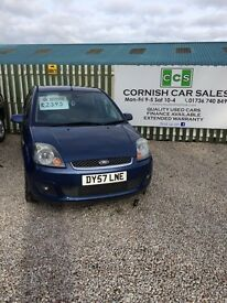 Ford Fiesta tdci Zetec £30 year road tax 12 months mot 6 months warranty