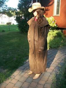 Manteau de cuir (Western)