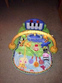 Fisher Price Piano Play Mat