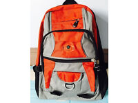 A rucksack with multiple accessory pockets at only £10, brand new, no time wasters please