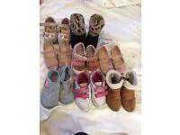 girls 8 9 footwear