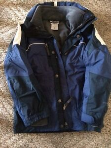 Youth Columbia 3 in 1 coat size 10/12 London Ontario image 1
