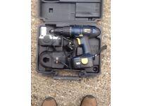 Worx 18v hammer drill