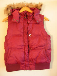 Girls' vest, sweater and hat for sale