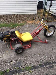 210cc Drift Trike