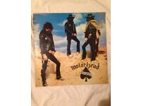Motörhead Ace of Spades Limited Edition