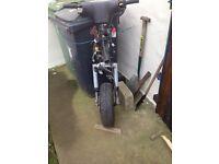 Peugeot 50cc vivacity scooter forks