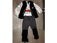 Pirate dressing up from ELC