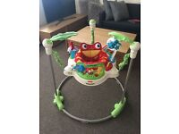 Fisher-Price Rainforest Jumperoo : RRP £89.99