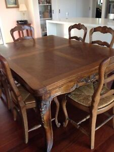 Dining Table Antique - seats 12 Kingston Kingborough Area Preview