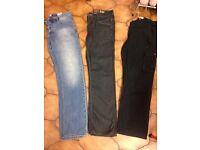 Men's next jeans 34 long