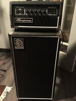 Ampeg Micro-CL 2x10 Mini Bass Stack