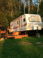 For Sale Lot#93 Rickers Campground 1996  31' Jayco