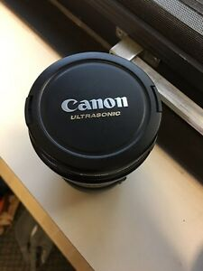 Canon Wide angle lens 10-22mm