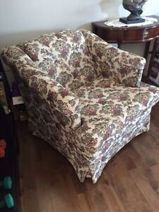 Couch and chair!