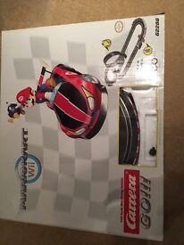 Mariokart Carrera electric slot racing game
