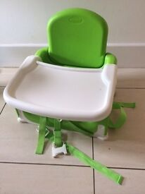 Munchkin booster high chair