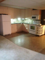 Executive Basement Suite for Rent in Whitecourt