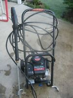 2000 PSI PRESSURE WASHER/AS NEW