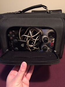 PS2 with Case, Games and Controllers  Strathcona County Edmonton Area image 2