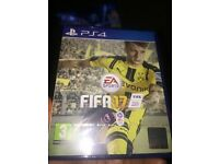Sealed FIFA 17 PS4