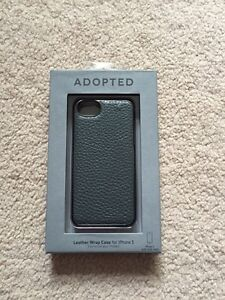 ADOPTED leather wrap case for iPhone