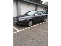 2005 Audi A4 1.9 TDI LHD estate Left Hand Drive