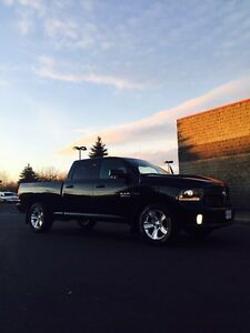 Dodge Ram stock tires and rims