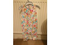 All-in-one outfit 9-12m
