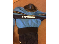 Typhoon Drysuit excellent condition
