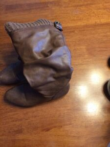boots from call it spring . Women's size 7