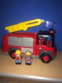 Early learning centre fire engine