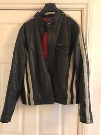 Lambretta Leather Jacket mint condition