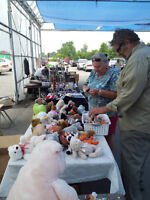 YARD SALE TIME---RAIN OR SHINE---RENT YOUR TABLES NOW