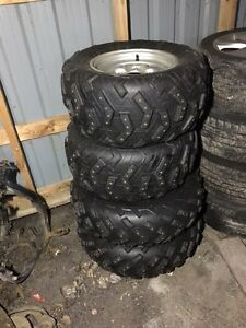 Grizzly wheels/tires